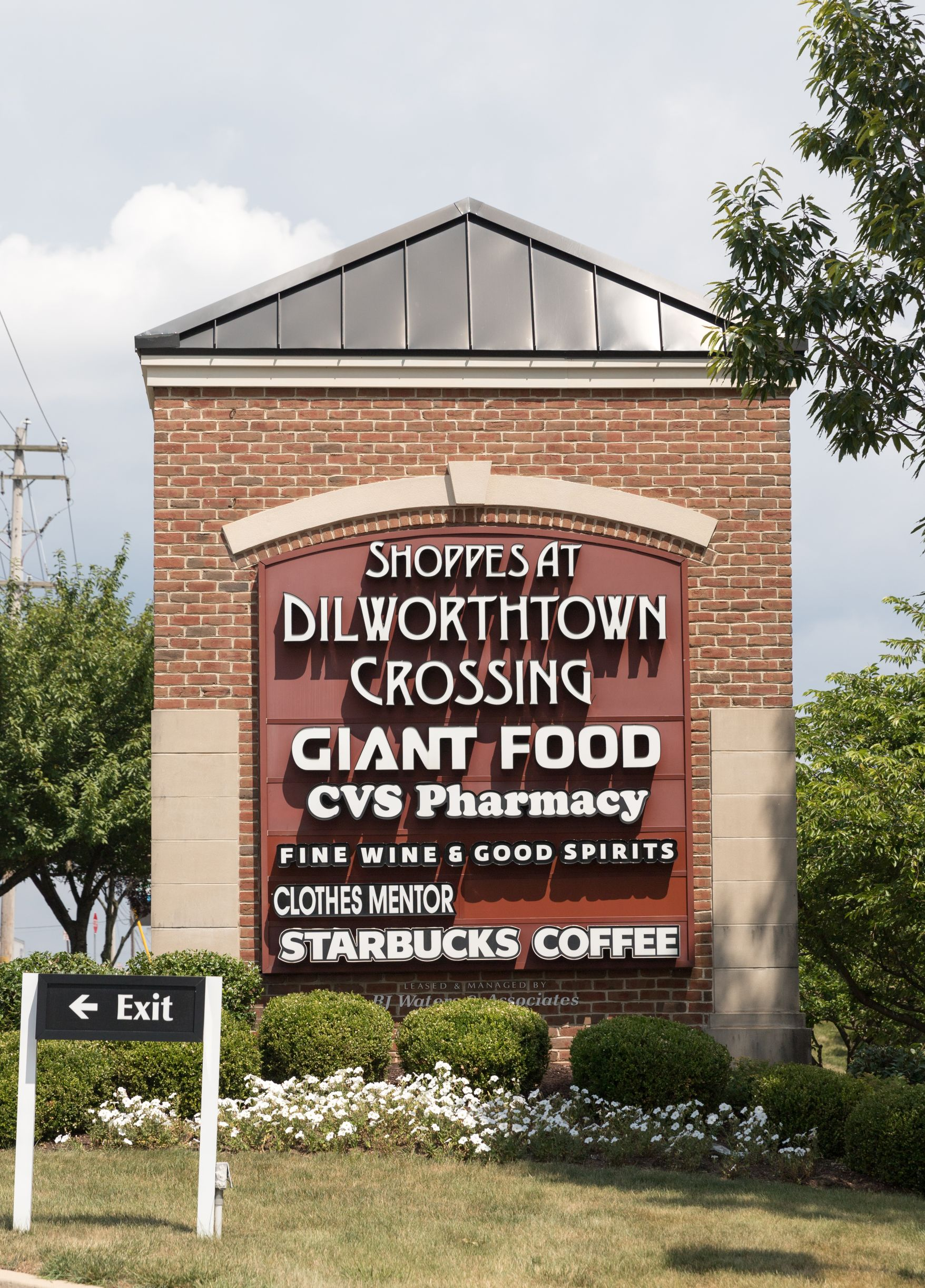 Shoppes At Dilworthtown Crossing Waters Retail Group